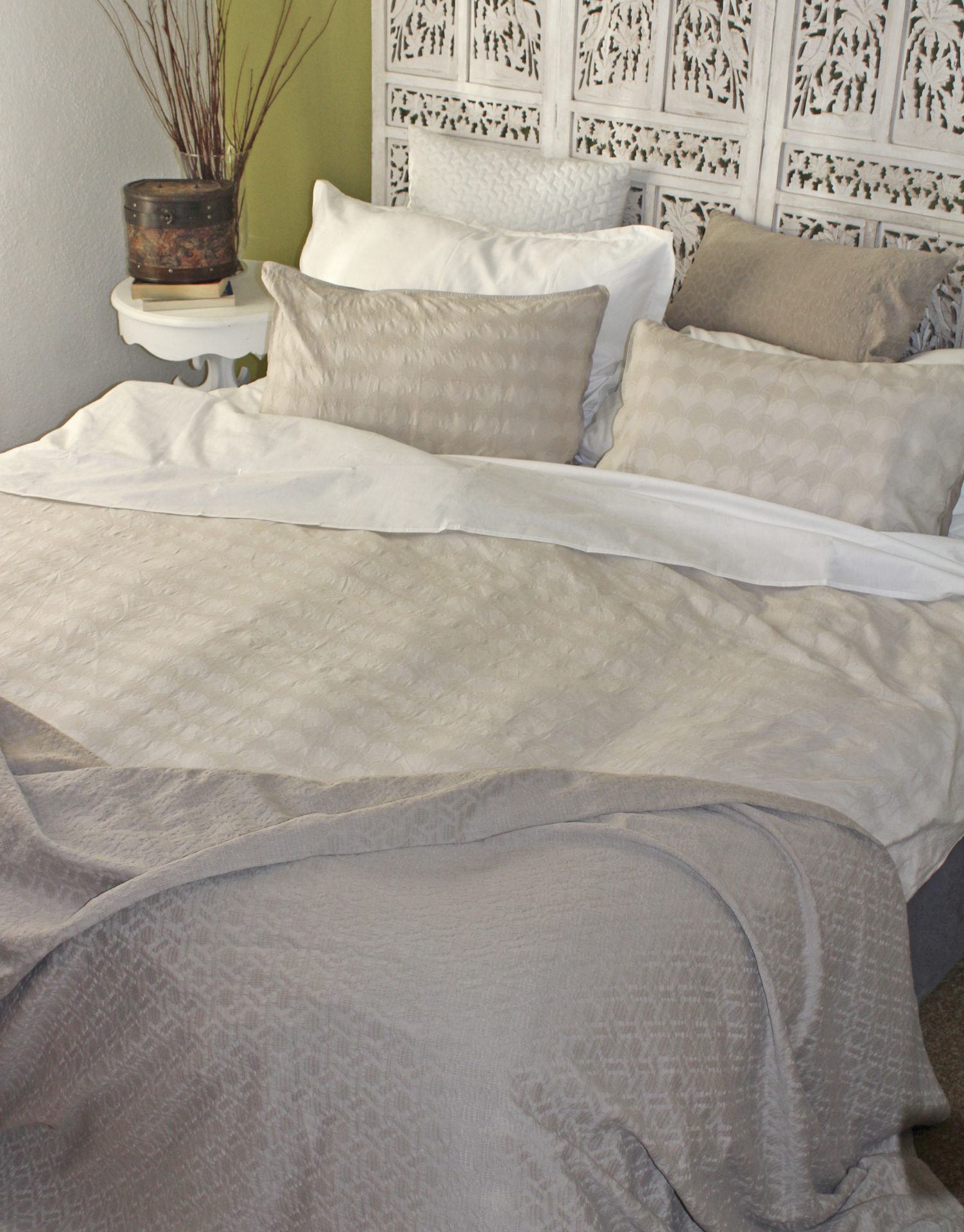 scallop bedding duvet cover nordstrom covers c home peri