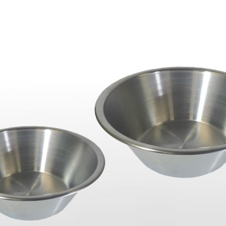 Le Morgan Extra Large Stainless Steel Mixing Bowls Set Of 2 Le
